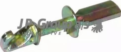 JP Group 1187150200 - Система управления ручки двери avtodrive.by