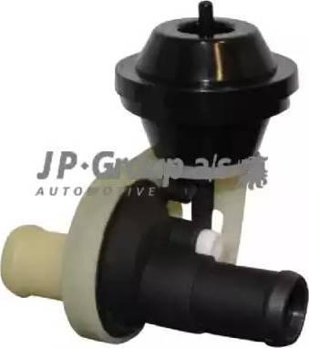 JP Group 1126400100 - Регулирующий клапан охлаждающей жидкости avtodrive.by