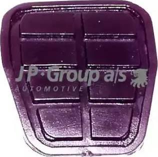 JP Group 1172200100 - Педальные накладка, педаль тормоз avtodrive.by