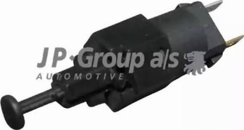 JP Group 1296600200 - Выключатель фонаря сигнала торможения avtodrive.by