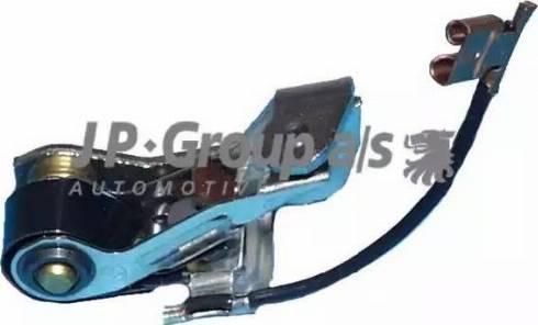 JP Group 8191400610 - Контактная группа, распределитель зажигания avtodrive.by