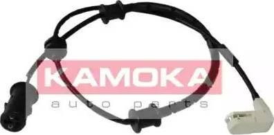 Kamoka 105015 - Сигнализатор, износ тормозных колодок avtodrive.by