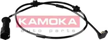 Kamoka 105025 - Сигнализатор, износ тормозных колодок avtodrive.by