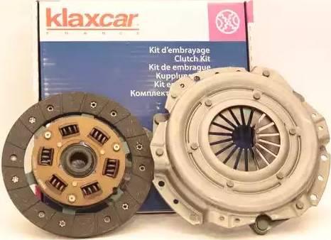 Klaxcar France 30009Z - Комплект сцепления avtodrive.by