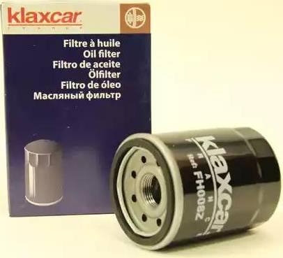 Klaxcar France FH008z - Масляный фильтр avtodrive.by