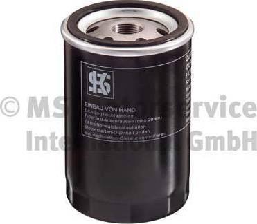 Kolbenschmidt 50013109/3 - Масляный фильтр avtodrive.by