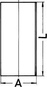 Kolbenschmidt 89032190 - Гильза цилиндра avtodrive.by