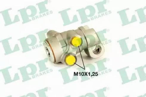 LPR 9903 - Регулятор тормозных сил avtodrive.by