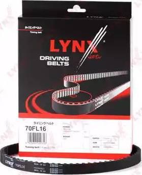 LYNXauto 70FL16 - Ремень ГРМ avtodrive.by