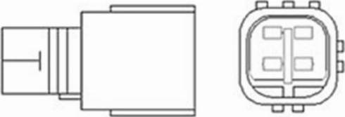 Magneti Marelli 466016355063 - Лямбда-зонд, датчик кислорода avtodrive.by