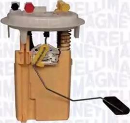Magneti Marelli 519731309901 - Дисплей, запас топлива avtodrive.by