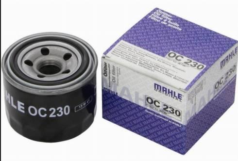 Mahle Original OC 230 - Масляный фильтр avtodrive.by