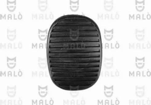 Malò 14923 - Накладка на педаль, педаль сцепления avtodrive.by