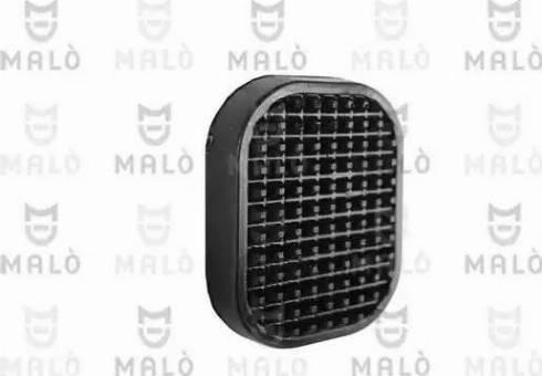 Malò 2911 - Накладка на педаль, педаль сцепления avtodrive.by