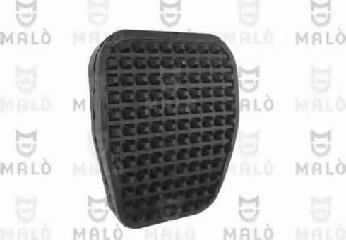 Malò 234691 - Накладка на педаль, педаль сцепления avtodrive.by