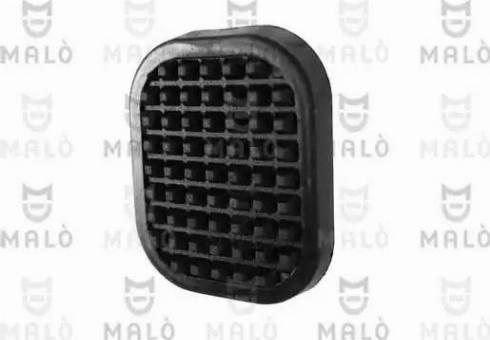 Malò 7480 - Накладка на педаль, педаль сцепления avtodrive.by