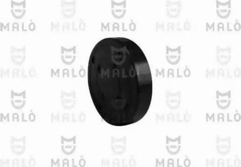 Malò 732020 - Заглушка, ось коромысла-монтажное отверстие avtodrive.by