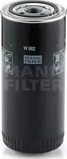 Mann-Filter W 962 - Фильтр, Гидравлическая система привода рабочего оборудования avtodrive.by