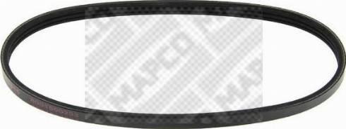 Mapco 230515 - Поликлиновые ремни (продолные рёбра) avtodrive.by