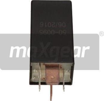 Maxgear 50-0095 - Блок управления, реле, система накаливания avtodrive.by