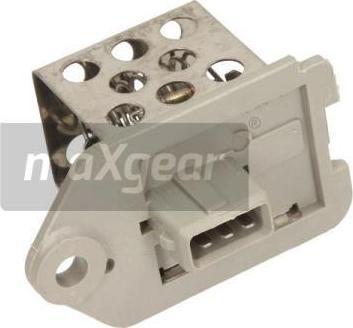 Maxgear 570180 - Дополнительный резистор, электромотор - вентилятор радиатора avtodrive.by