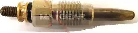 Maxgear 66-0002 - Свеча накаливания avtodrive.by