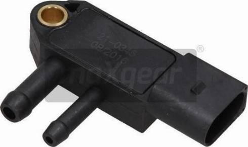 Maxgear 210345 - Датчик, давление выхлопных газов avtodrive.by