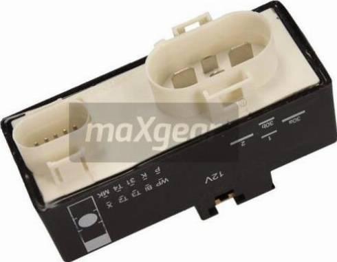 Maxgear 270537 - Блок управления, эл. вентилятор (охлаждение двигателя) avtodrive.by