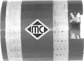 Metalcaucho 09227 - Трубка нагнетаемого воздуха avtodrive.by
