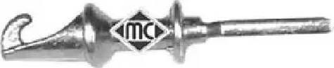 Metalcaucho 04766 - Ручка двери avtodrive.by