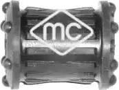 Metalcaucho 05791 - Втулка, шток вилки переключения avtodrive.by