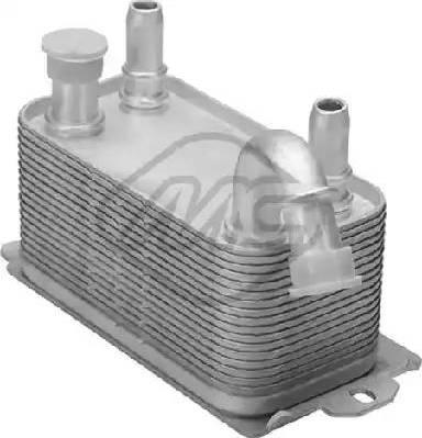 Metalcaucho 06371 - Масляный радиатор, автоматическая коробка передач avtodrive.by