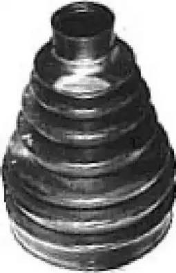 Metalcaucho 00517 - Пыльник, приводной вал avtodrive.by