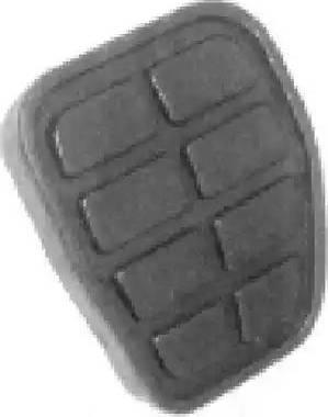 Metalcaucho 00864 - Педальные накладка, педаль тормоз avtodrive.by