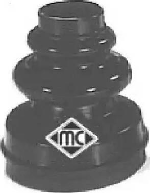 Metalcaucho 00213 - Пыльник, приводной вал avtodrive.by