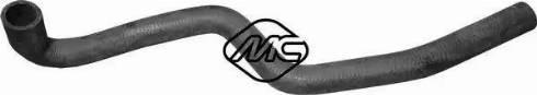 Metalcaucho 08050 - Шланг, теплообменник - отопление avtodrive.by