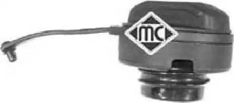 Metalcaucho 03708 - Крышка, топливной бак avtodrive.by