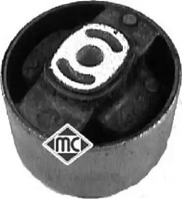 Metalcaucho 02980 - Подушка, подвеска двигателя avtodrive.by