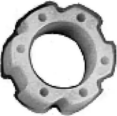 Metalcaucho 02301 - Втулка, вал сошки рулевого управления avtodrive.by