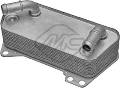 Metalcaucho 39009 - Масляный радиатор, автоматическая коробка передач avtodrive.by