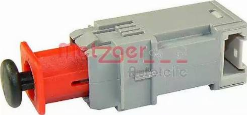 Metzger 0911095 - Выключатель, привод сцепления (Tempomat) avtodrive.by