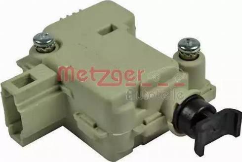 Metzger 2317000 - Актуатор, регулировочный элемент, центральный замок avtodrive.by