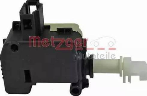 Metzger 2317001 - Актуатор, регулировочный элемент, центральный замок avtodrive.by