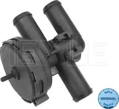 Meyle 614 238 0009 - Регулирующий клапан охлаждающей жидкости avtodrive.by