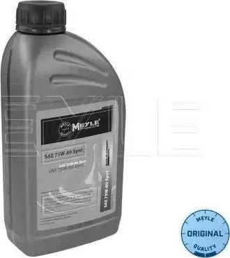 Meyle 0140193300 - Масло ступенчатой коробки передач avtodrive.by