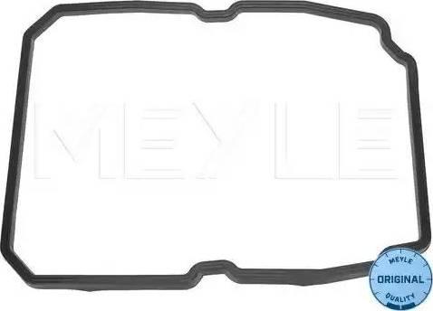 Meyle 014 027 2101 - Прокладка, масляный поддон автоматической коробки передач avtodrive.by