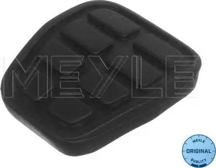 Meyle 100 721 0002 - Накладка на педаль, педаль сцепления avtodrive.by