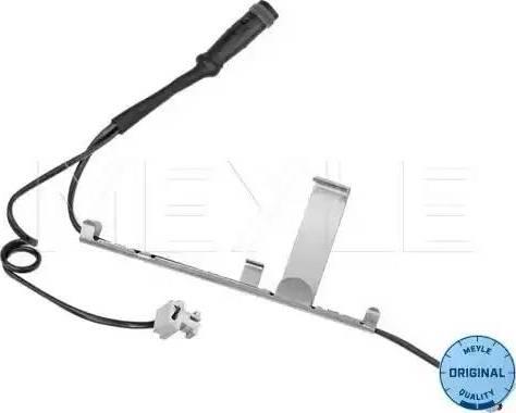 Meyle 12-34 527 0001 - Сигнализатор, износ тормозных колодок avtodrive.by