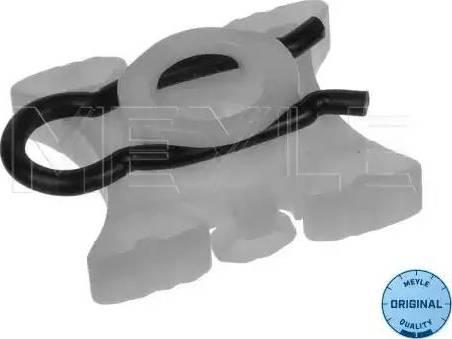 Meyle 3005132100 - Плавающая колодка, стеклоподъемник avtodrive.by