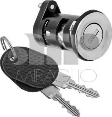 Miraglio 80460 - Корпус цилиндра замка avtodrive.by